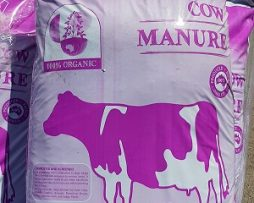 Cow Manure 30Litre bag